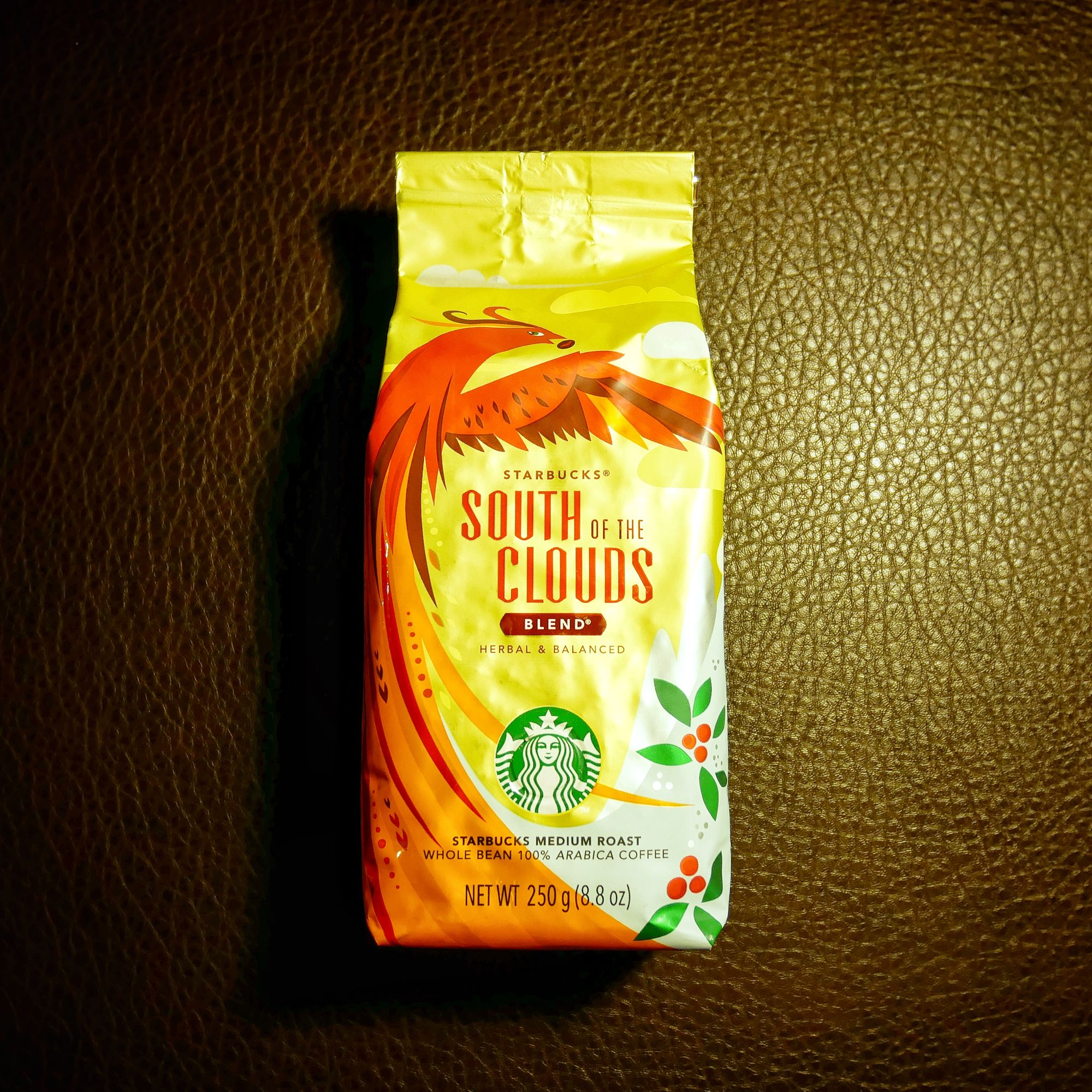 South of the Clouds Blend : Starbucks
